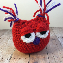 Sleepy Owl Plushie