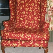 Gwenda's chair