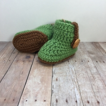 Green boots